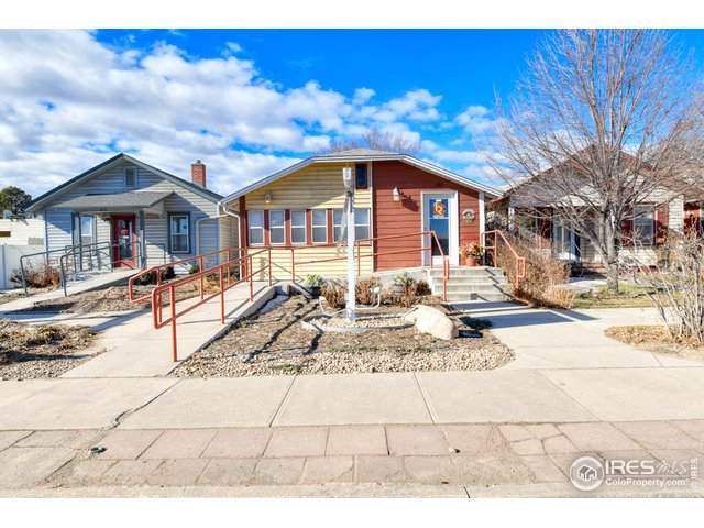 220 Oak Ave, Eaton, CO 80615 (MLS #902432) :: Downtown Real Estate Partners