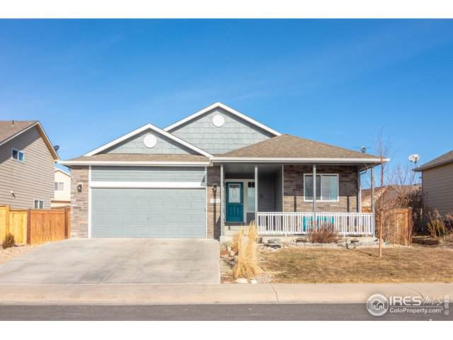 1524 Ponderosa Dr, Severance, CO 80550 (MLS #902433) :: Keller Williams Realty