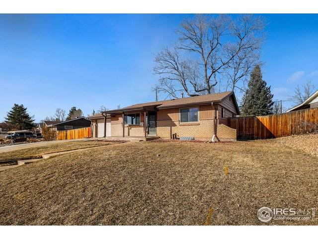 1783 S Dover Way, Lakewood, CO 80232 (MLS #902439) :: Downtown Real Estate Partners