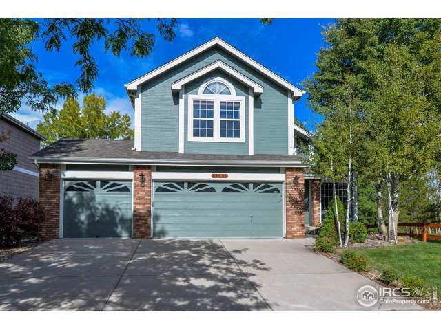 3567 Crestone Dr, Loveland, CO 80537 (MLS #902447) :: Keller Williams Realty