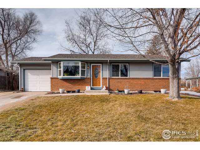 2209 29th Ave, Greeley, CO 80634 (MLS #902450) :: 8z Real Estate