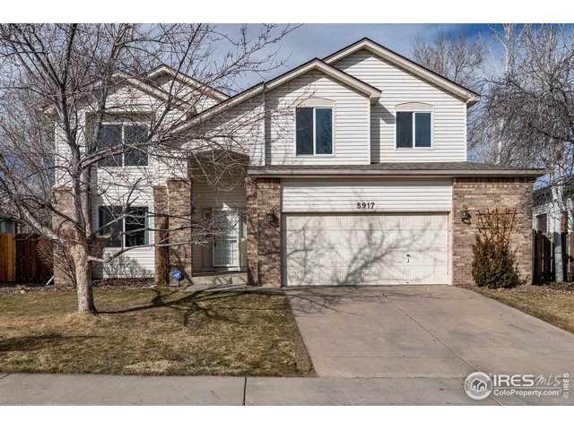 5917 El Diente Ct, Golden, CO 80403 (MLS #902451) :: Jenn Porter Group