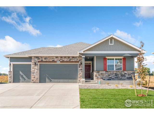 6837 Hayfield St, Wellington, CO 80549 (MLS #902454) :: Colorado Real Estate : The Space Agency