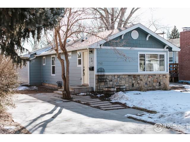 750 W 10th St, Loveland, CO 80537 (MLS #902455) :: Keller Williams Realty