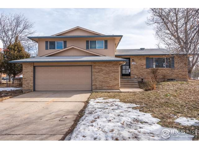3130 Eagle Dr, Fort Collins, CO 80526 (MLS #902463) :: Colorado Real Estate : The Space Agency