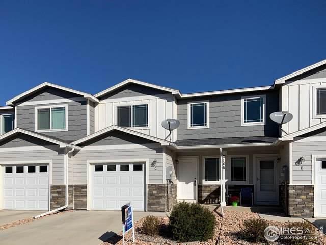 3146 Alybar Dr 1-C, Wellington, CO 80549 (MLS #902469) :: Kittle Real Estate