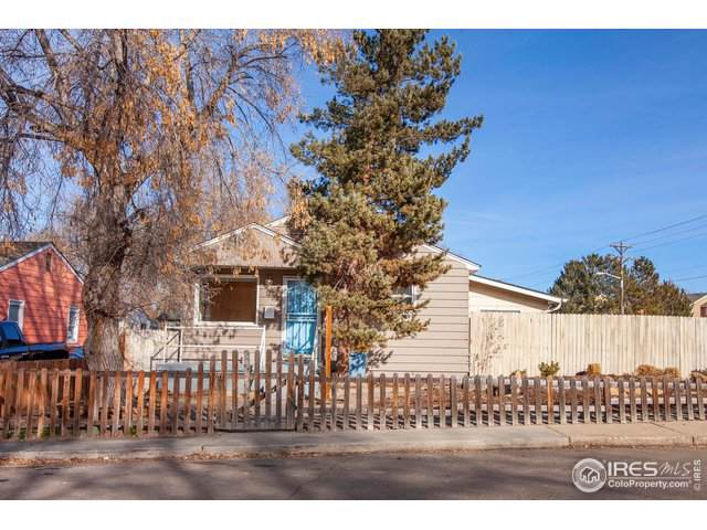 152 E 4th Ave, Longmont, CO 80504 (MLS #902470) :: Colorado Real Estate : The Space Agency