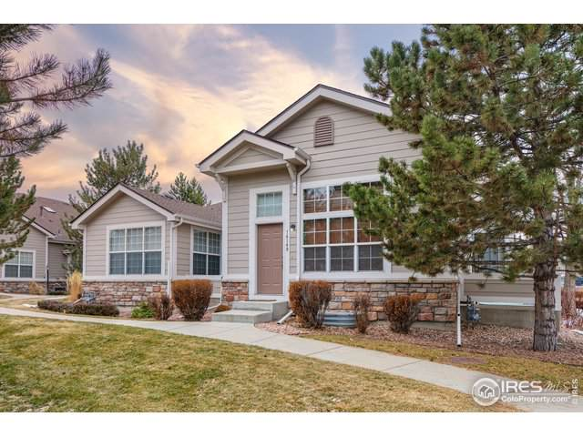 1414 Whitehall Dr B, Longmont, CO 80504 (MLS #902475) :: Downtown Real Estate Partners