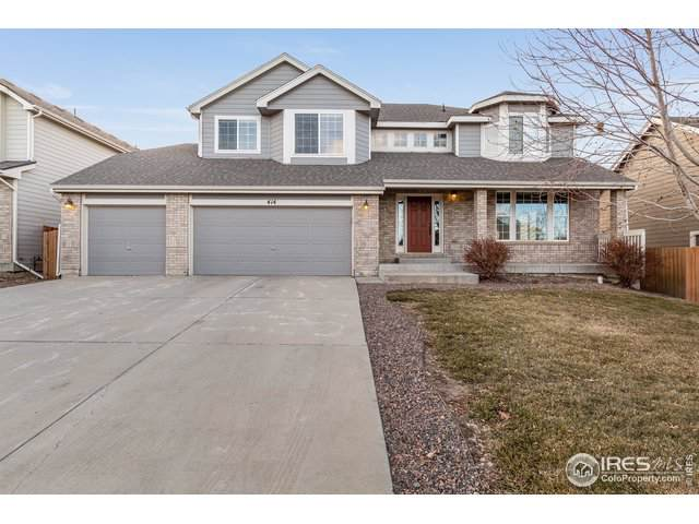 414 Wyss St, Johnstown, CO 80534 (MLS #902478) :: Colorado Real Estate : The Space Agency