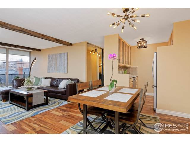 1200 Vine St 4A, Denver, CO 80206 (MLS #902500) :: Colorado Home Finder Realty