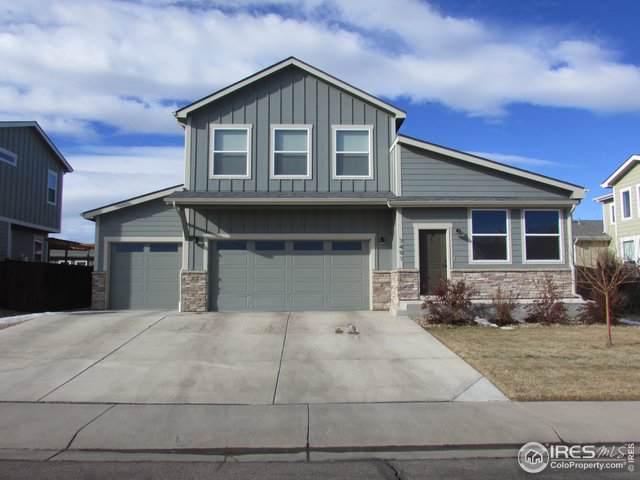7491 Starkweather Dr, Wellington, CO 80549 (MLS #902512) :: Hub Real Estate