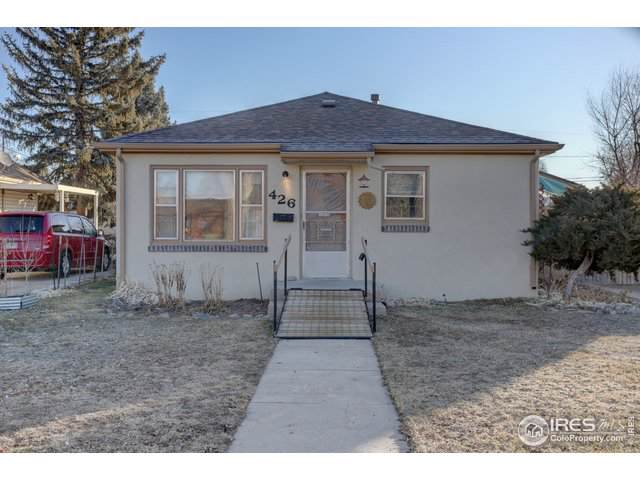 426 S 5th Ave, Brighton, CO 80601 (#902517) :: The Peak Properties Group