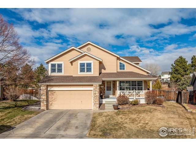 13145 W 85th Pl, Arvada, CO 80005 (#902524) :: The Peak Properties Group