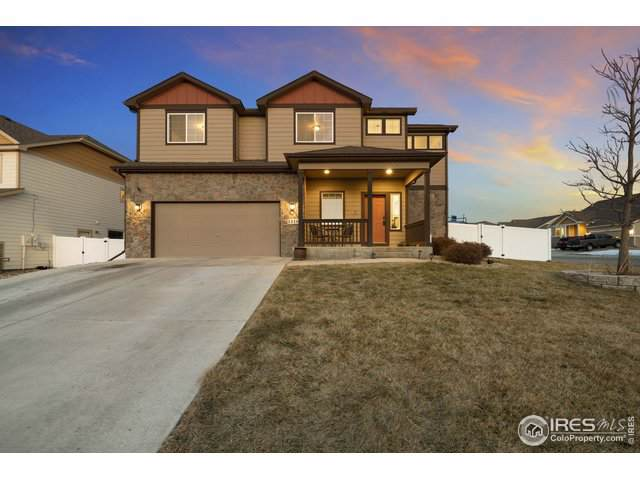 2338 76th Ave Ct, Greeley, CO 80634 (#902526) :: The Brokerage Group