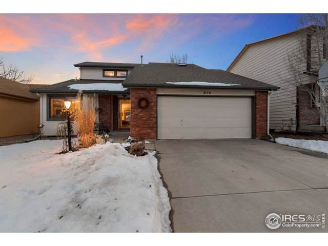814 Essex Dr, Loveland, CO 80538 (#902530) :: The Griffith Home Team
