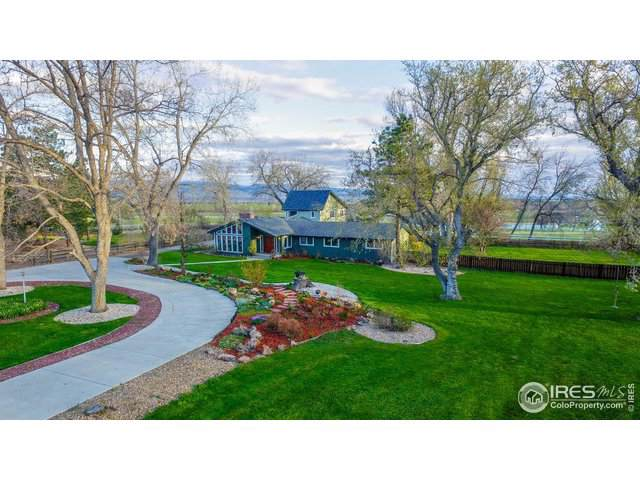 6757 Whaley Dr, Boulder, CO 80303 (#902534) :: The Dixon Group