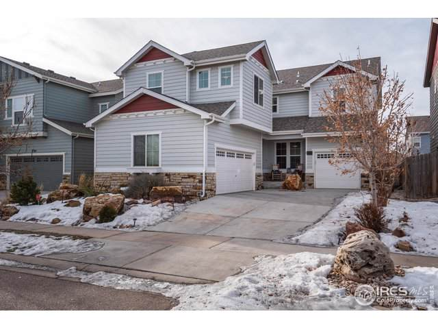 2309 Strawfork Dr, Fort Collins, CO 80525 (MLS #902541) :: Windermere Real Estate