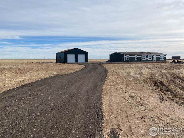 53586 County Road 25, Carr, CO 80612 (MLS #902543) :: Windermere Real Estate
