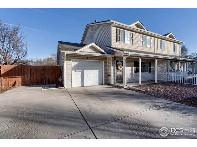 311 Ash Ct, Evans, CO 80620 (MLS #902547) :: Hub Real Estate