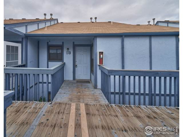 225 E 8th Ave #18, Longmont, CO 80504 (MLS #902561) :: Hub Real Estate