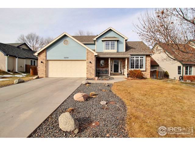 1259 51st Ave, Greeley, CO 80634 (#902562) :: The Dixon Group