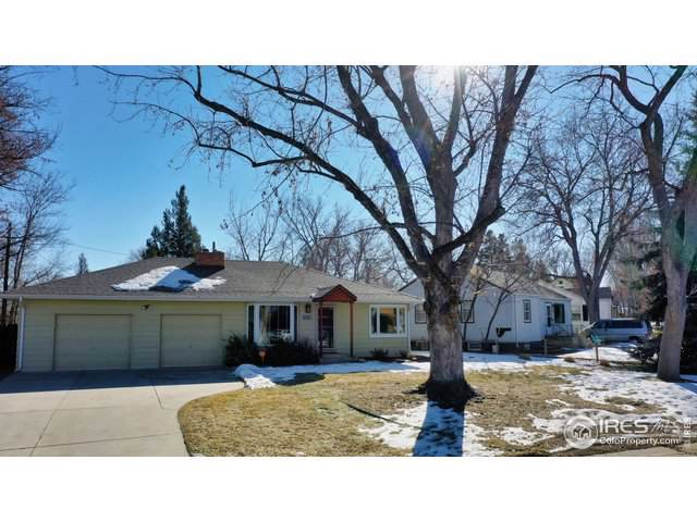 1616 Fairacre Dr, Greeley, CO 80631 (#902576) :: The Dixon Group