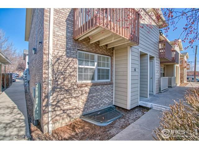 1865 Terry St #6, Longmont, CO 80501 (MLS #902581) :: Jenn Porter Group