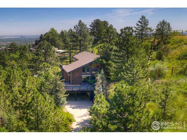 390 Hollyberry Ln, Boulder, CO 80305 (MLS #902586) :: 8z Real Estate