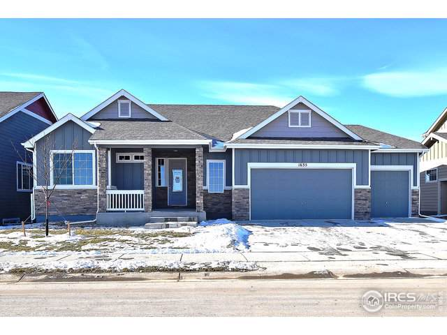 1761 Vista Point Ln, Severance, CO 80550 (MLS #902587) :: Downtown Real Estate Partners