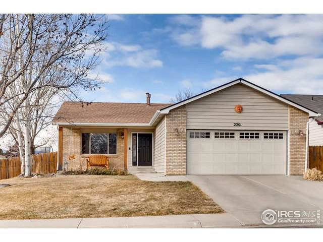 2201 Kay St, Longmont, CO 80501 (MLS #902599) :: Jenn Porter Group