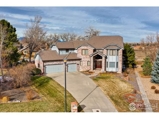 7287 Juniper Way, Arvada, CO 80007 (#902609) :: The Peak Properties Group