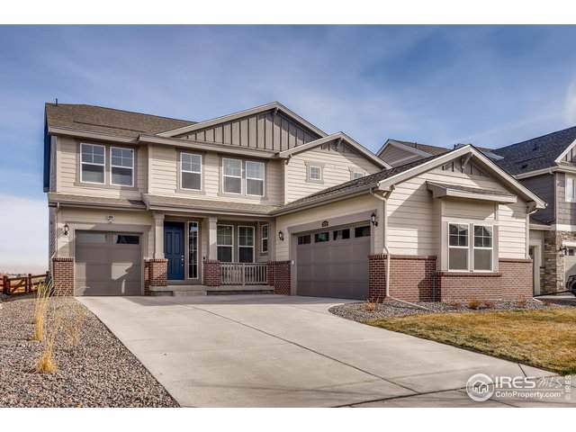 2338 Tyrrhenian Cir, Longmont, CO 80504 (MLS #902629) :: Jenn Porter Group