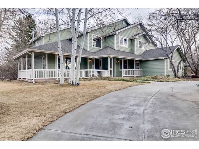 7136 Stable Dr, Niwot, CO 80503 (#902630) :: The Brokerage Group