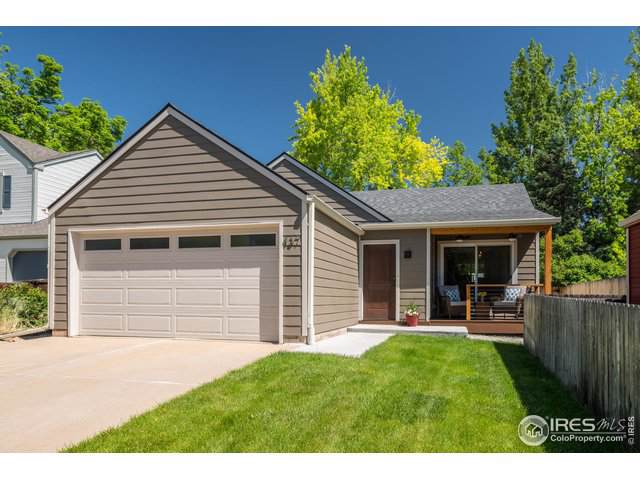 437 W Sycamore Ct, Louisville, CO 80027 (MLS #902650) :: 8z Real Estate