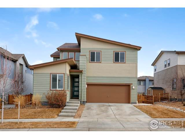 17277 E 108th Pl, Commerce City, CO 80022 (MLS #902654) :: J2 Real Estate Group at Remax Alliance