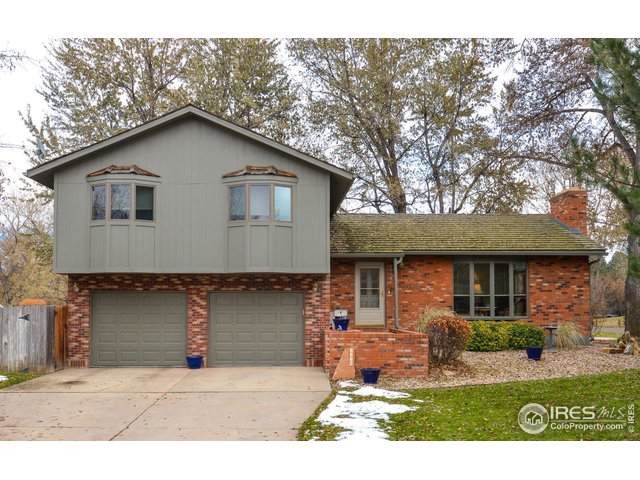 4128 Green Ridge Dr, Laporte, CO 80535 (MLS #902668) :: Colorado Home Finder Realty