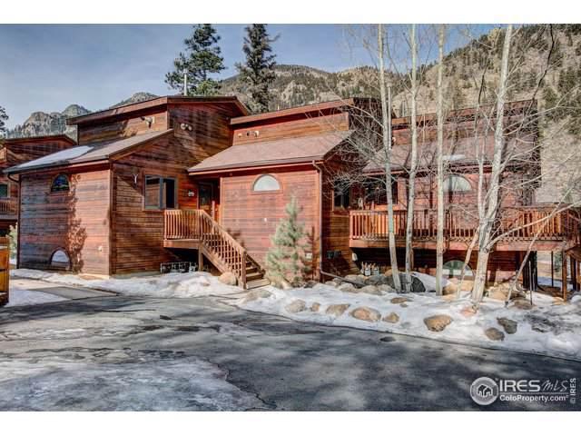 1480 David Dr #1, Estes Park, CO 80517 (MLS #902704) :: Windermere Real Estate