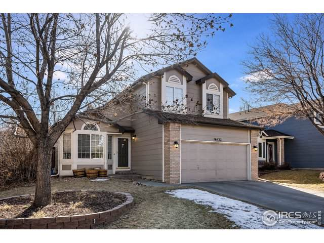 16132 Bluebonnet Dr, Parker, CO 80134 (MLS #902709) :: 8z Real Estate