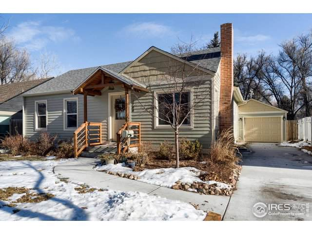 1708 Remington St, Fort Collins, CO 80525 (#902719) :: The Griffith Home Team