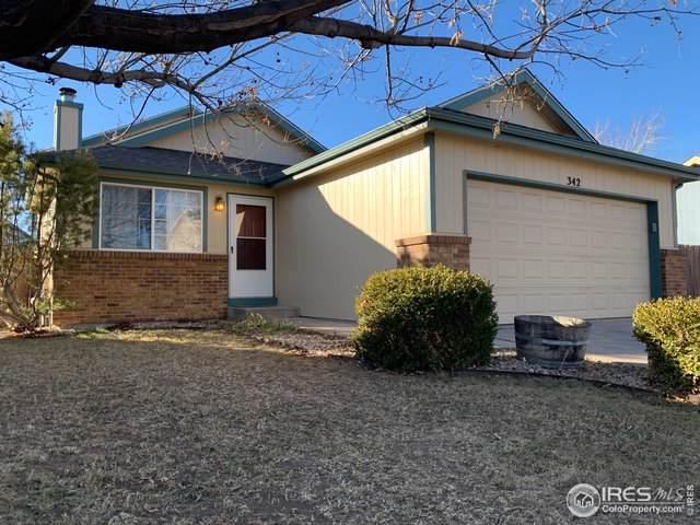 342 E 48th St, Loveland, CO 80538 (MLS #902734) :: Hub Real Estate