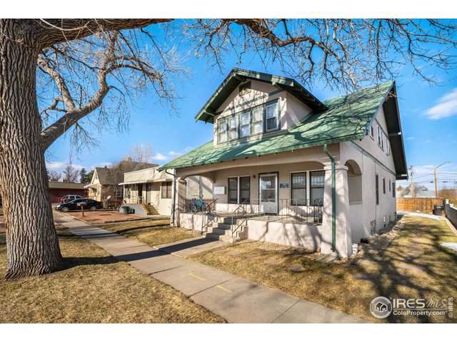 715 14th St, Greeley, CO 80631 (MLS #902746) :: Colorado Home Finder Realty