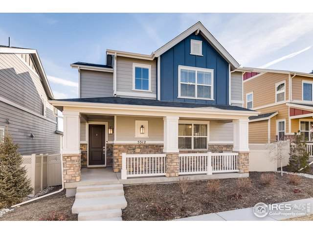 5312 W 73rd Pl, Westminster, CO 80003 (MLS #902747) :: Bliss Realty Group