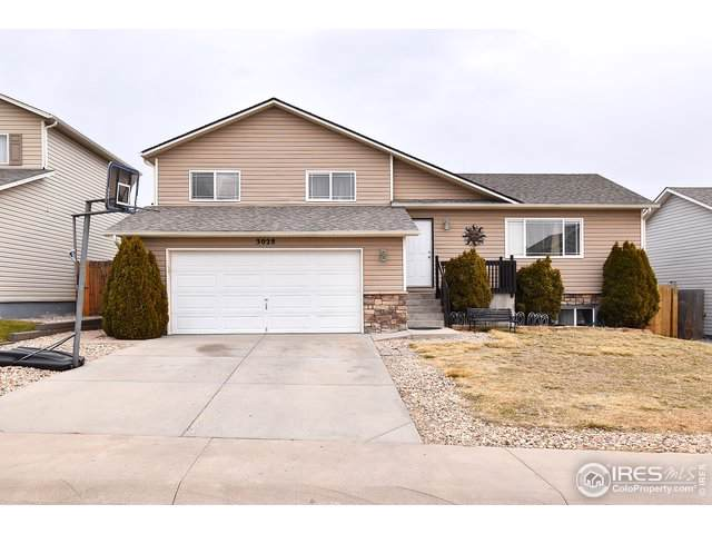 3028 42nd Ave, Greeley, CO 80634 (#902749) :: The Griffith Home Team