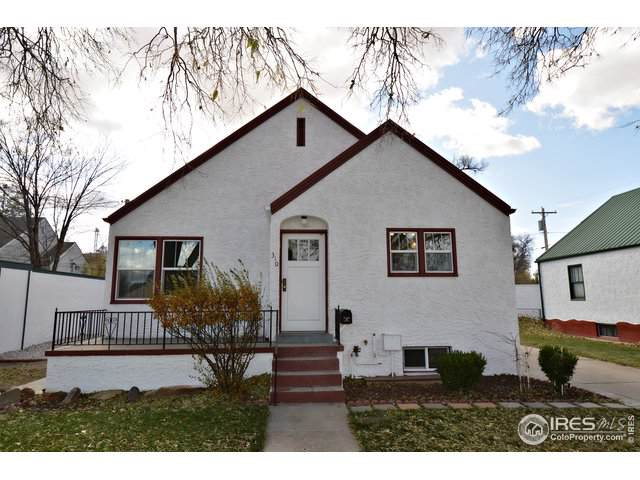 310 W Kiowa Ave, Fort Morgan, CO 80701 (#902758) :: The Peak Properties Group