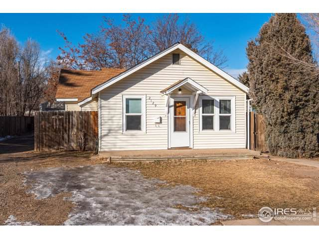 2129 6th Ave, Greeley, CO 80631 (#902765) :: The Peak Properties Group