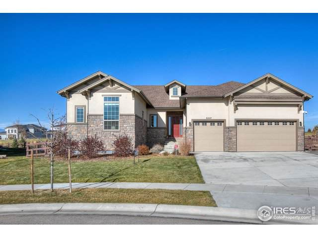 6227 Saker Ct, Fort Collins, CO 80528 (#902769) :: The Peak Properties Group