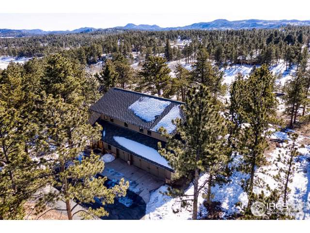 788 W Fox Acres Dr, Red Feather Lakes, CO 80545 (MLS #902777) :: Kittle Real Estate
