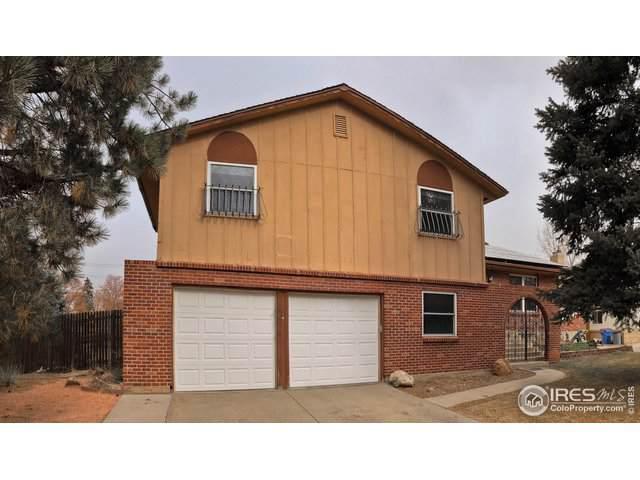 1954 S Newark Way, Aurora, CO 80014 (MLS #902783) :: 8z Real Estate