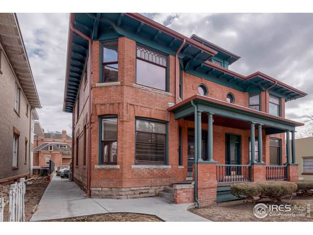 504 S College Ave, Fort Collins, CO 80524 (MLS #902804) :: Tracy's Team