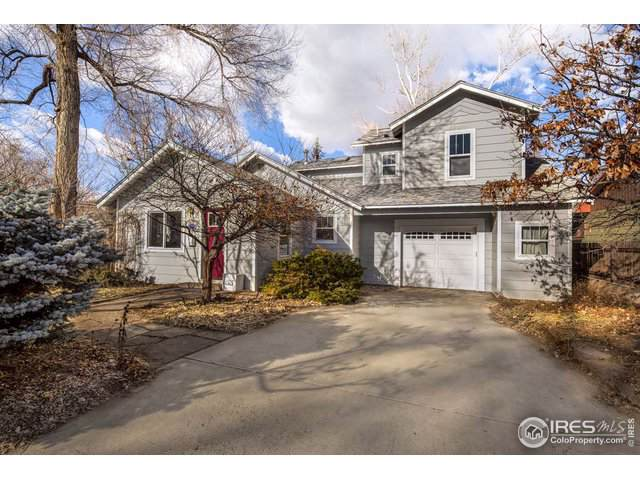 1110 Sycamore St, Fort Collins, CO 80521 (MLS #902812) :: J2 Real Estate Group at Remax Alliance